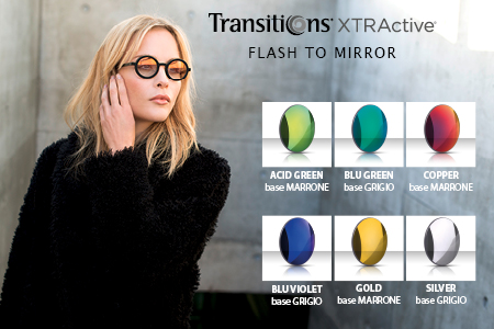 TRANSITIONS XTRACTIVE FLASH TO MIRROR
